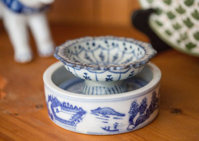 The Country French Room - Bowls
