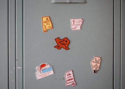 Taylor Inn Happy Days Room - Closet