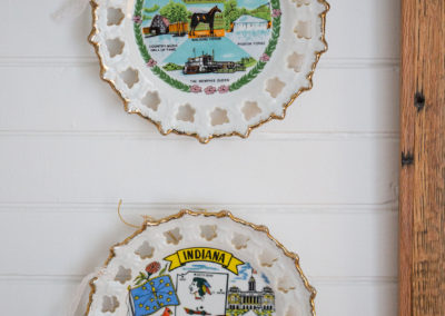 Taylor Inn Happy Days Room - State Plates
