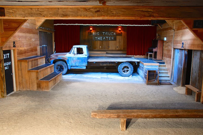 Taylor Inn Big Truck Theatre